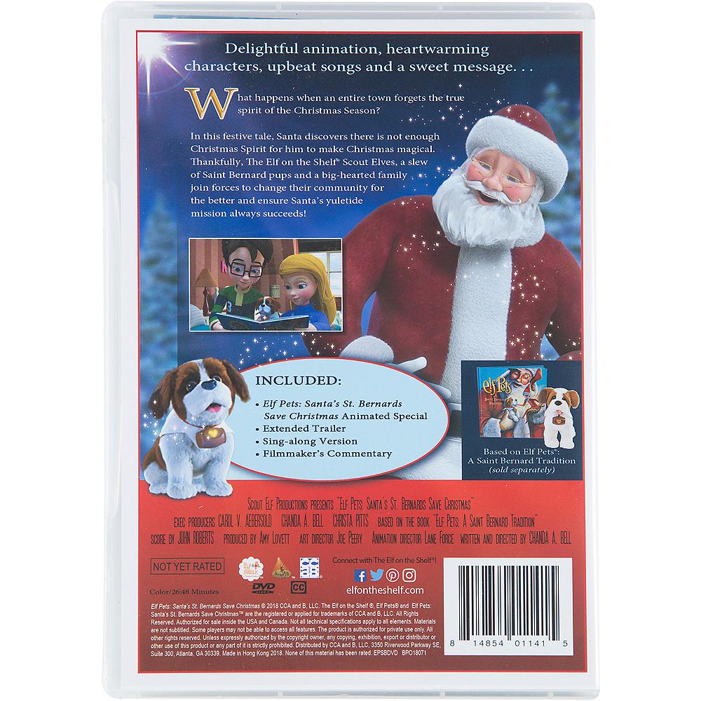 Elf Pets®: Santa's St. Bernards Save Christmas™ Image #2
