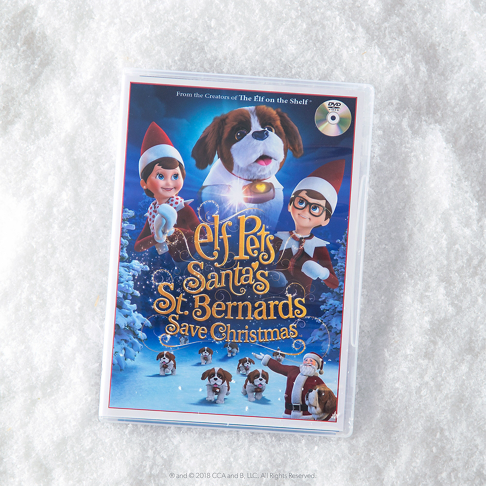 Elf Pets®: Santa's St. Bernards Save Christmas™ Image #3