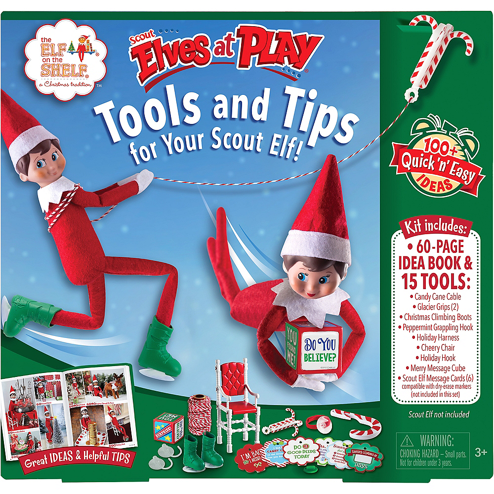 Scout Elves at Play® Image #2