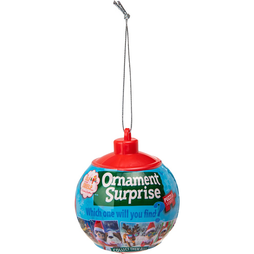 Scout Elves at Play® Ornament Surprise Image #1