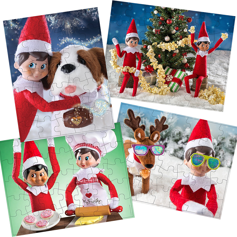 Scout Elves at Play® Ornament Surprise Image #3