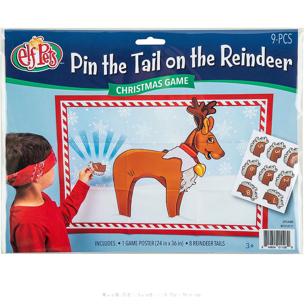Elf Pets® Reindeer Party Game Image #2