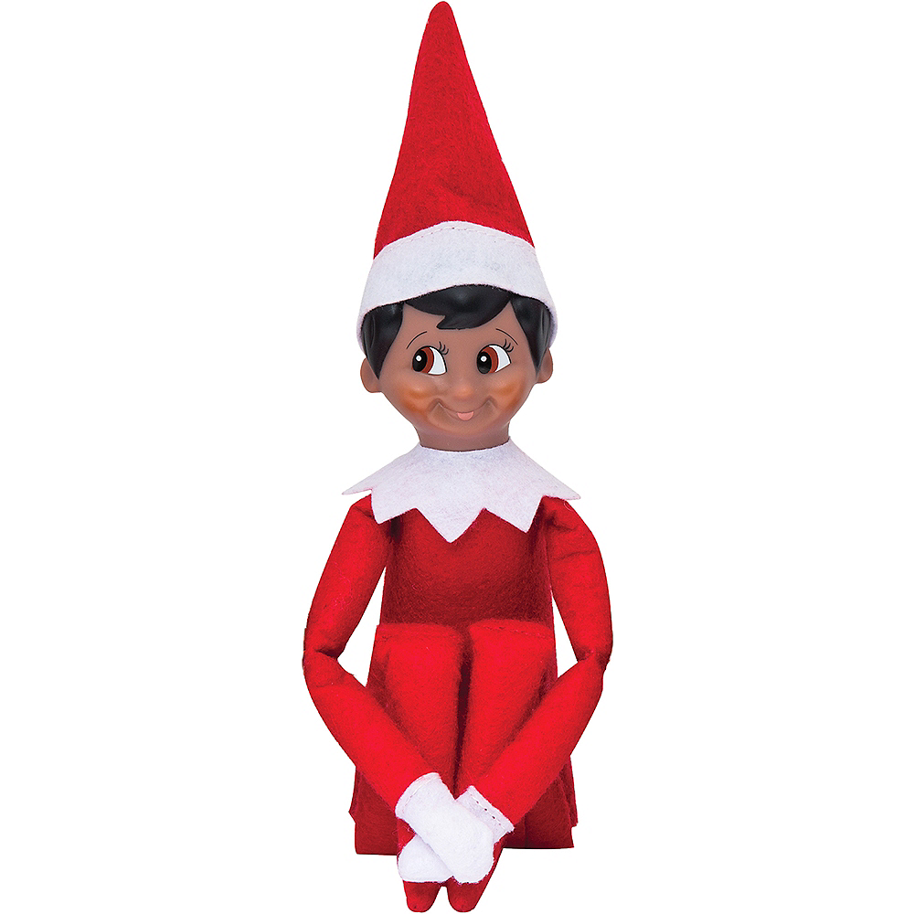The Elf on the Shelf: A Christmas Tradition with Brown-Eyed Boy Scout Elf Image #2