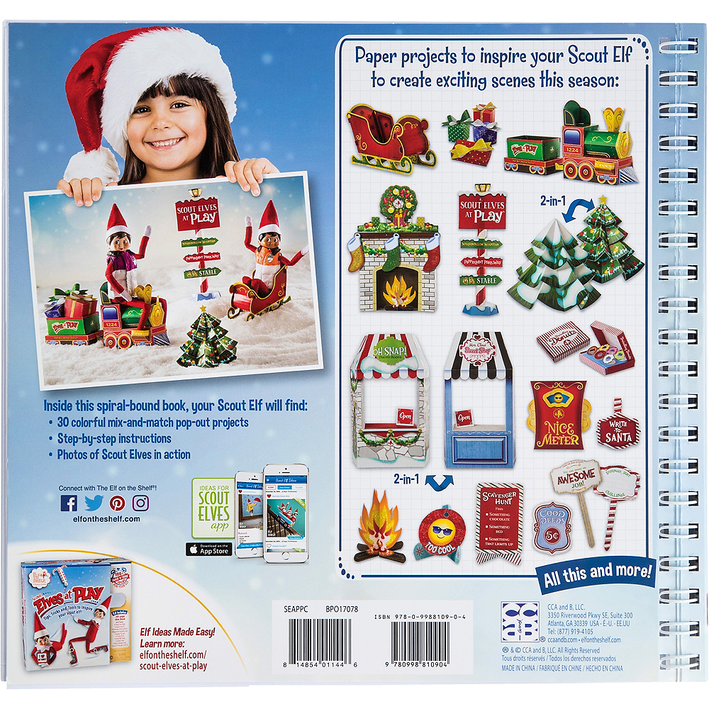 Scout Elves at Play® Paper Crafts Image #2