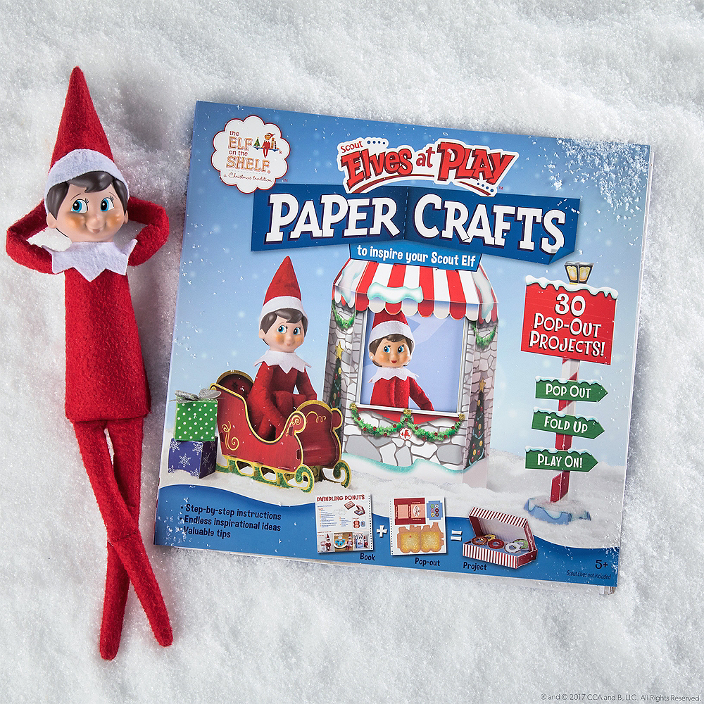Scout Elves at Play® Paper Crafts Image #3
