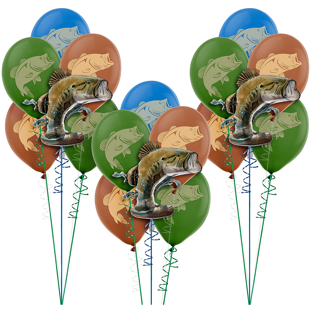Giant Fishing Balloon Kit Image #1