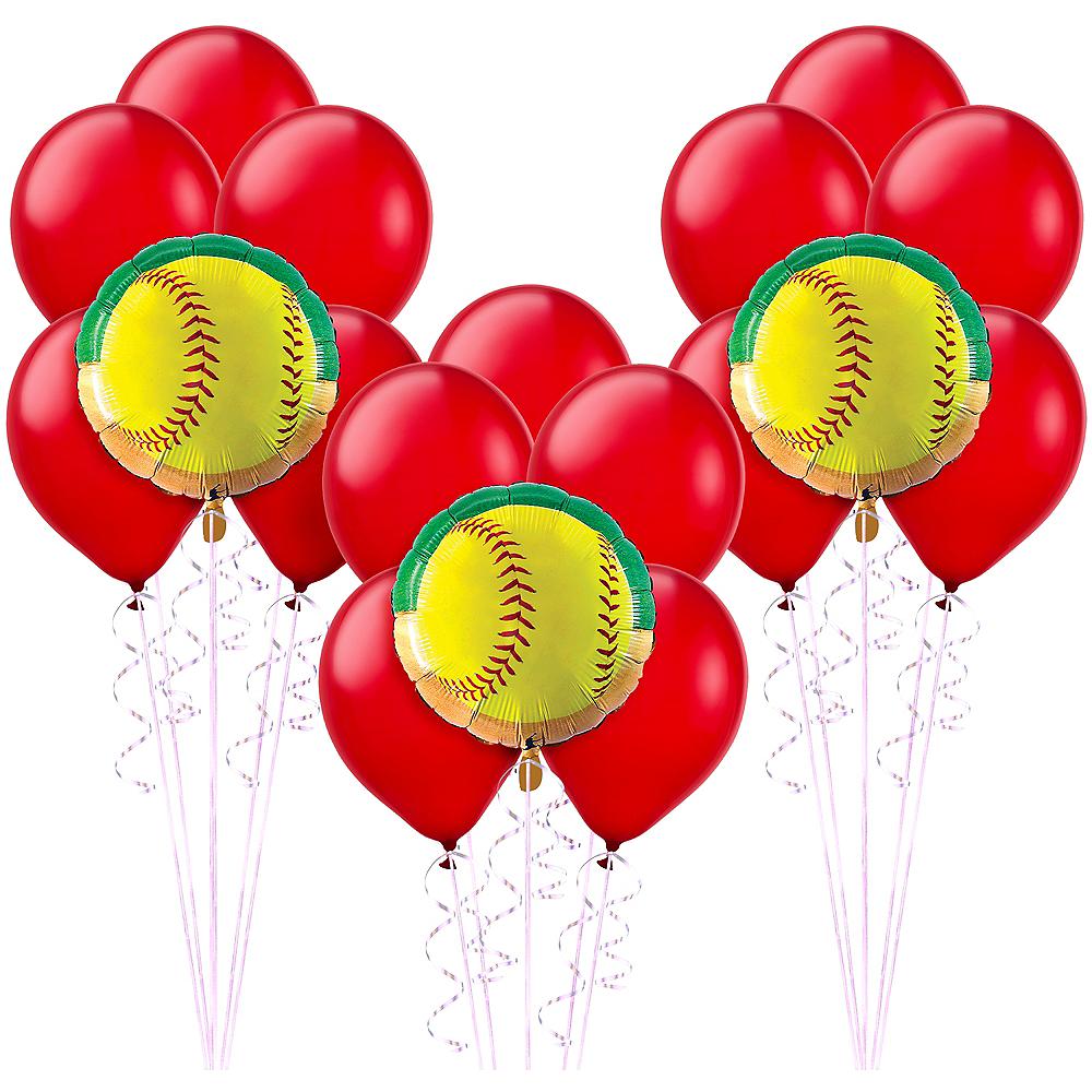 Softball Balloon Kit Image #1