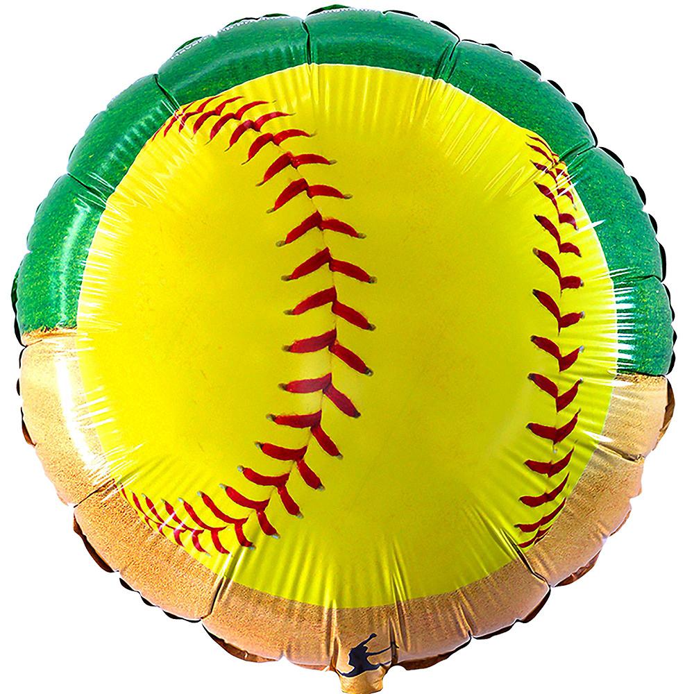 Softball Balloon Kit Image #3
