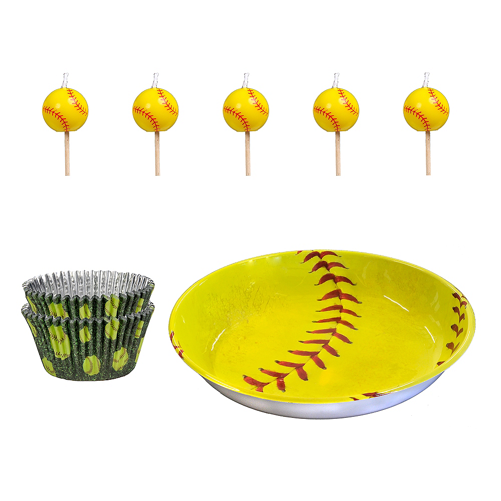 Softball Bakeware Kit Image #1