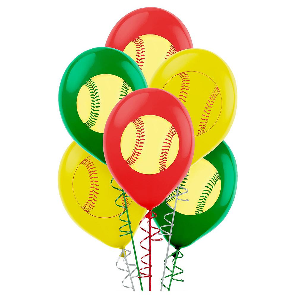 Softball Decorating Kit Image #3