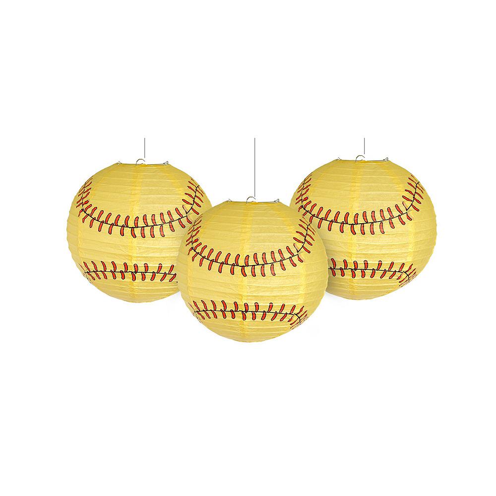 Softball Decorating Kit Image #4