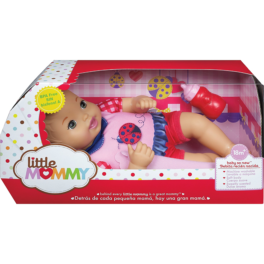 Ladybug Baby So New Baby Doll Image #2