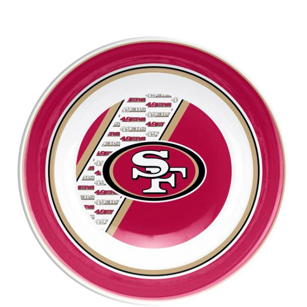 Nav Item for San Francisco 49ers Bowl Image #2