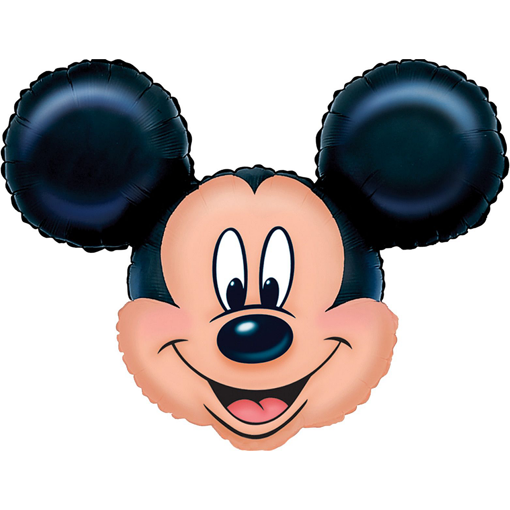 Mickey Mouse Wall Decorating Kit Image #2