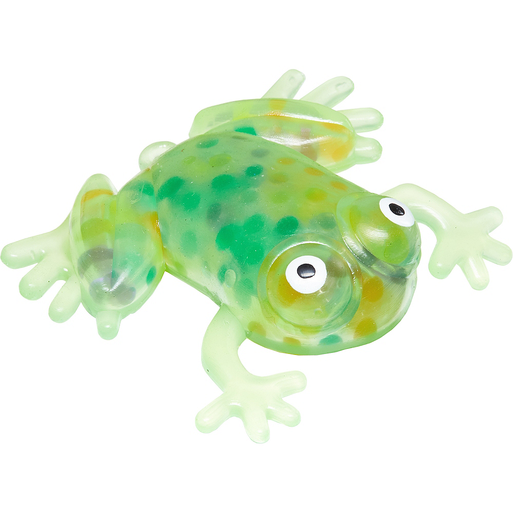 Squishy Frog Toy Image #1