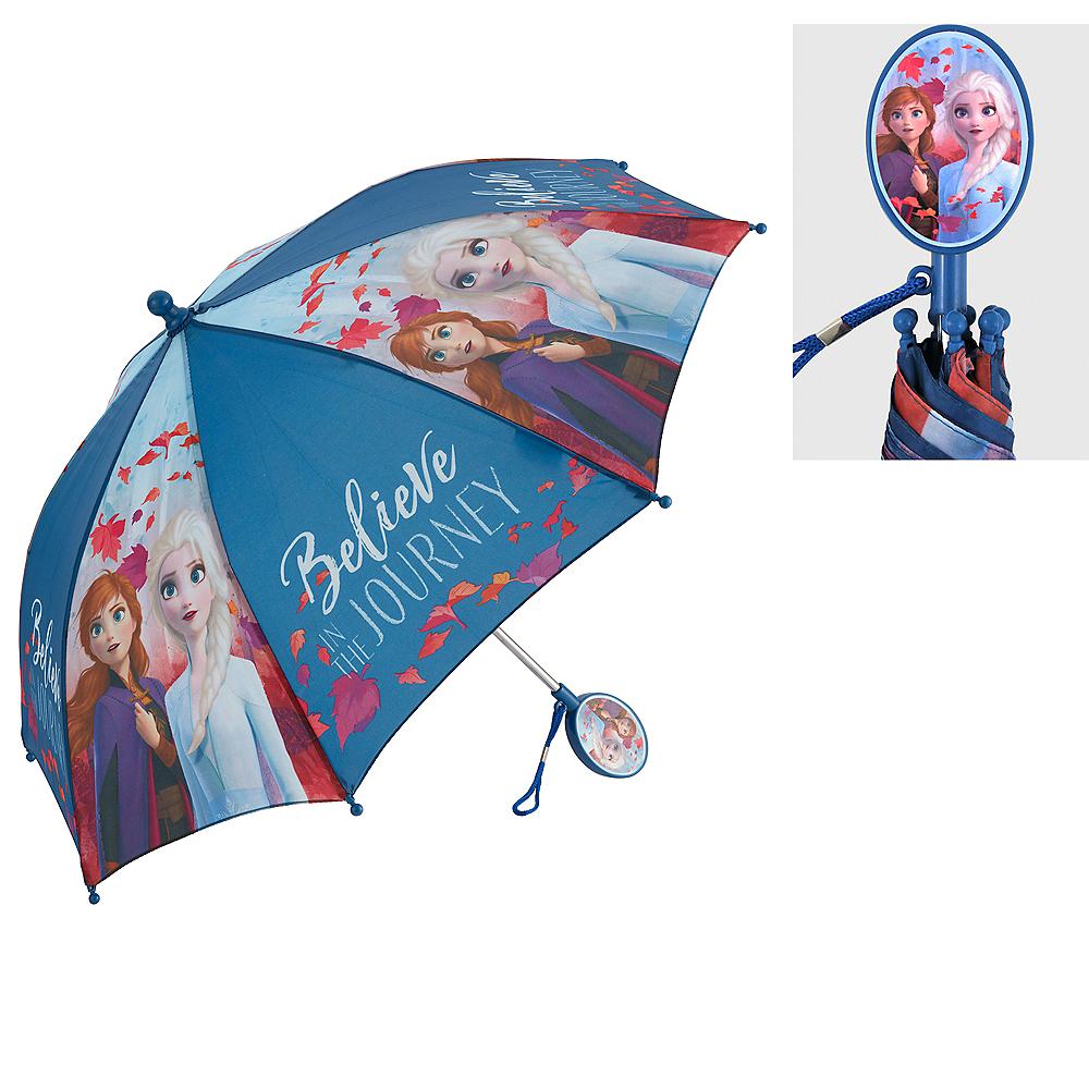 Child Frozen Umbrella Image #1