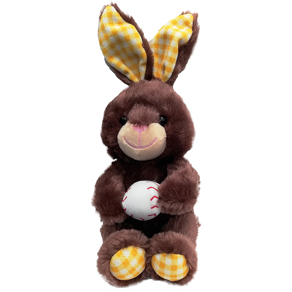 Nav Item for Baseball Bunny Plush Image #1