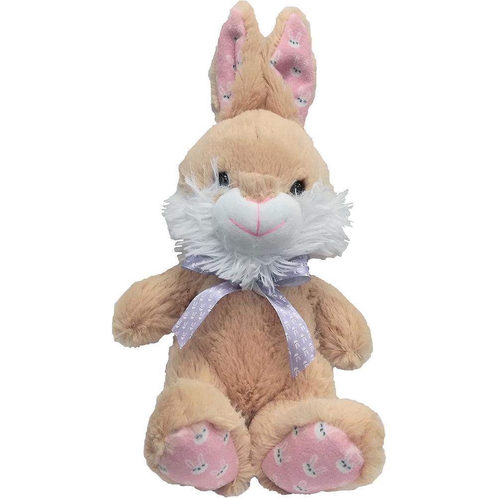 Tan Easter Bunny Plush Image #1