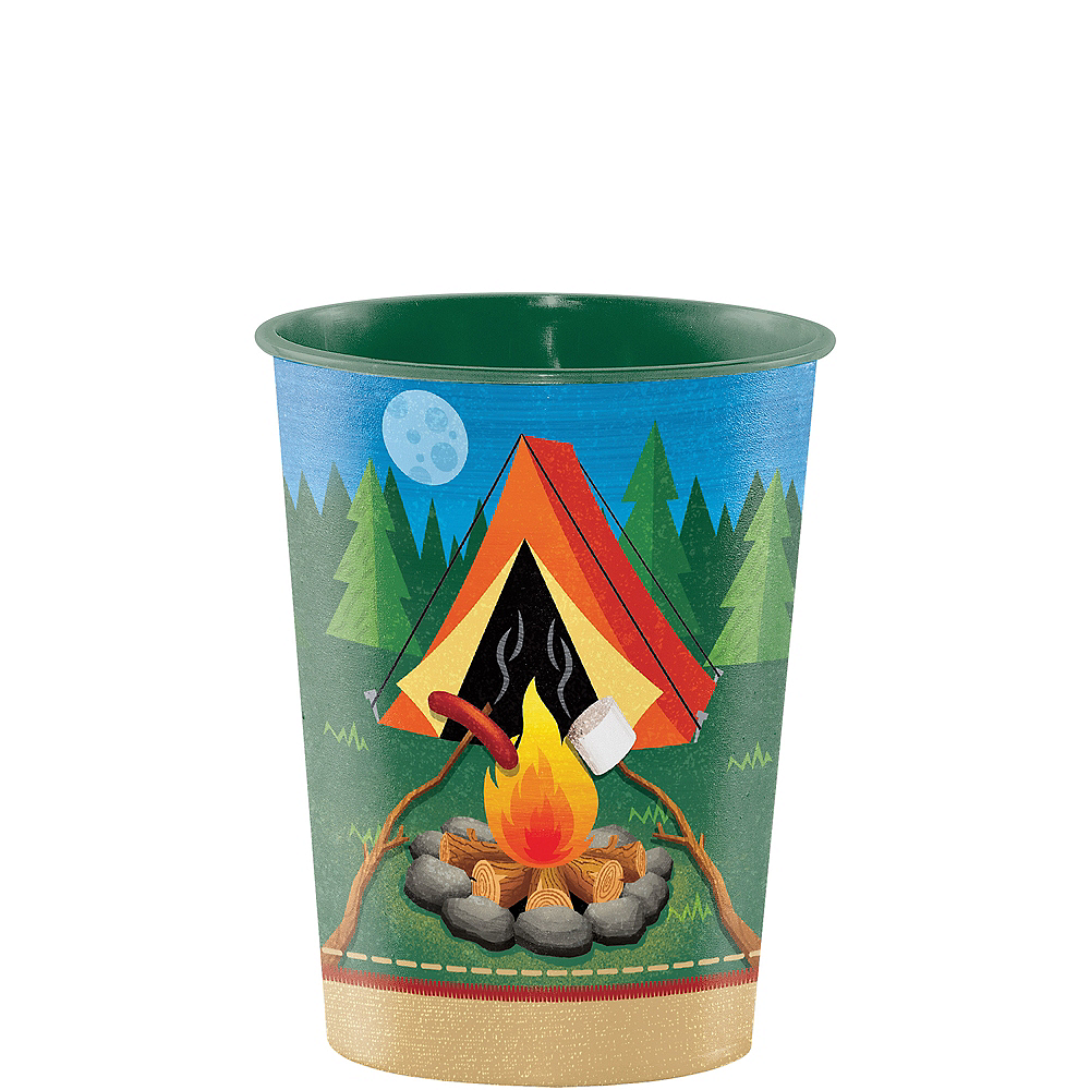 Nav Item for Camping Favor Cup Image #1
