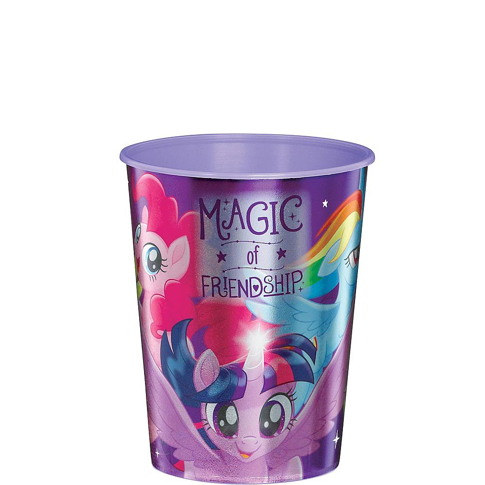Metallic My Little Pony Favor Cup Image #1