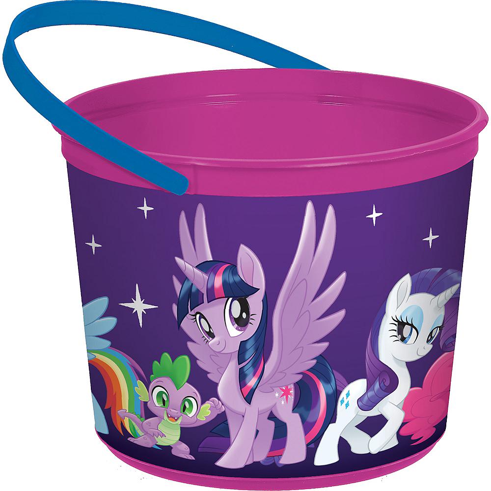 Friendship Adventures My Little Pony Treat Bucket Image #1