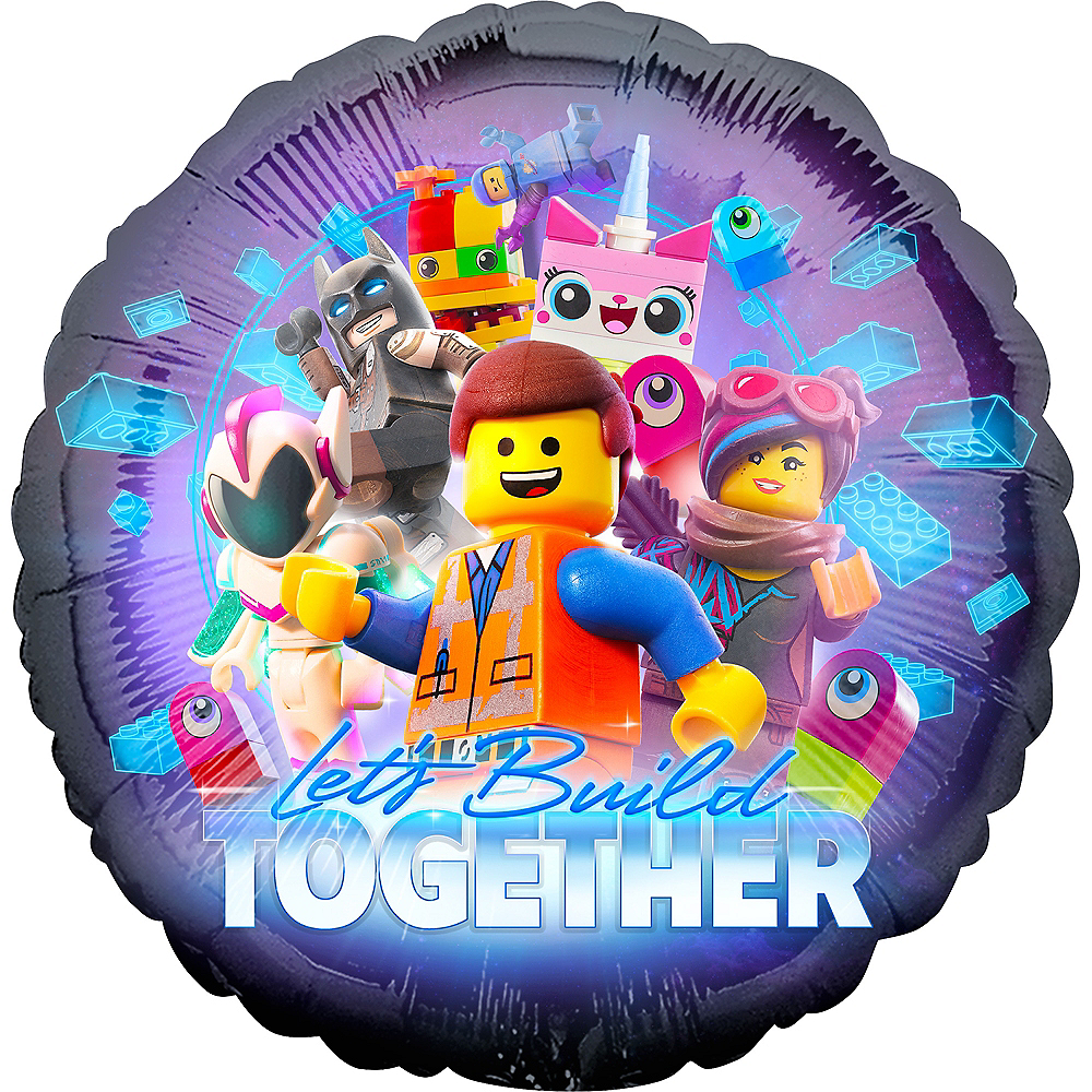 LEGO Movie 2: The Second Part Balloon Image #1