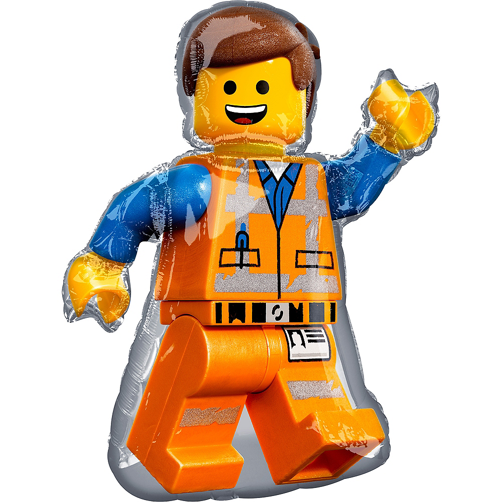 Giant Emmett Balloon - LEGO Movie 2: The Second Part Image #1