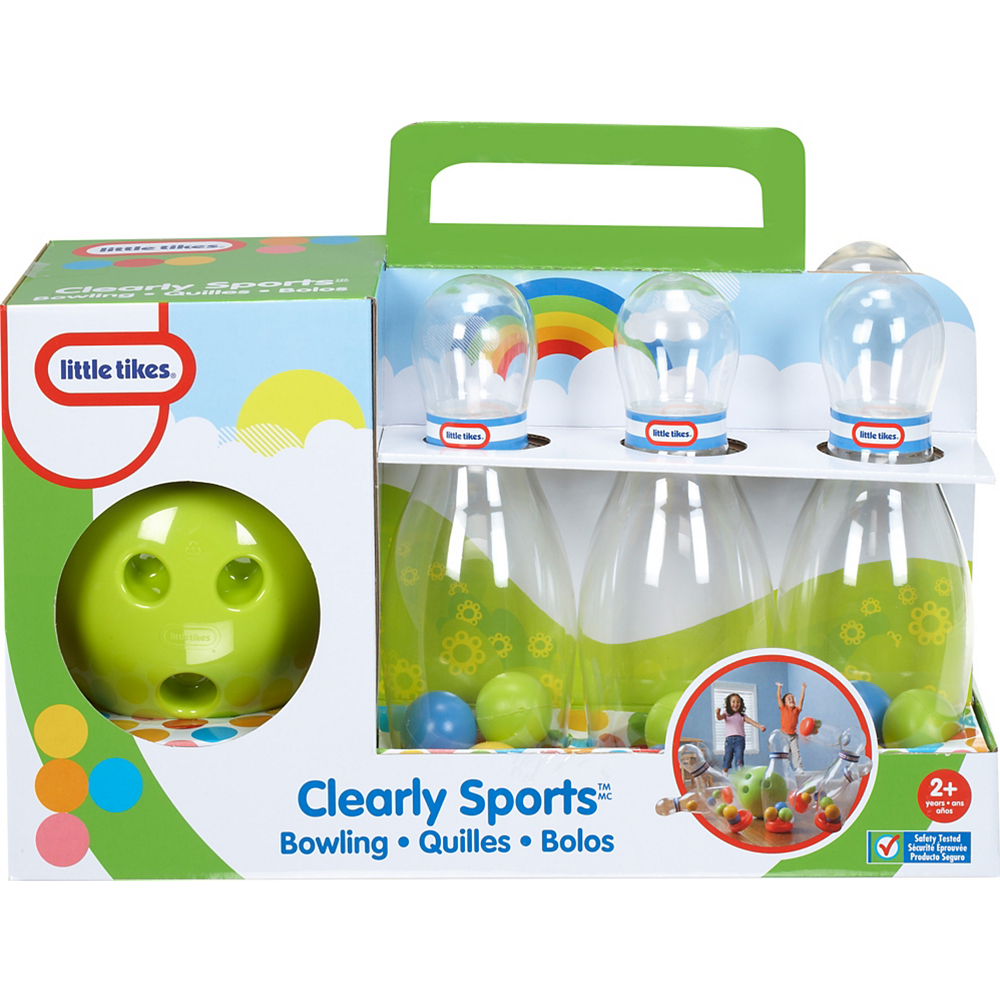 Little Tikes Clearly Sports™ Bowling Image #1