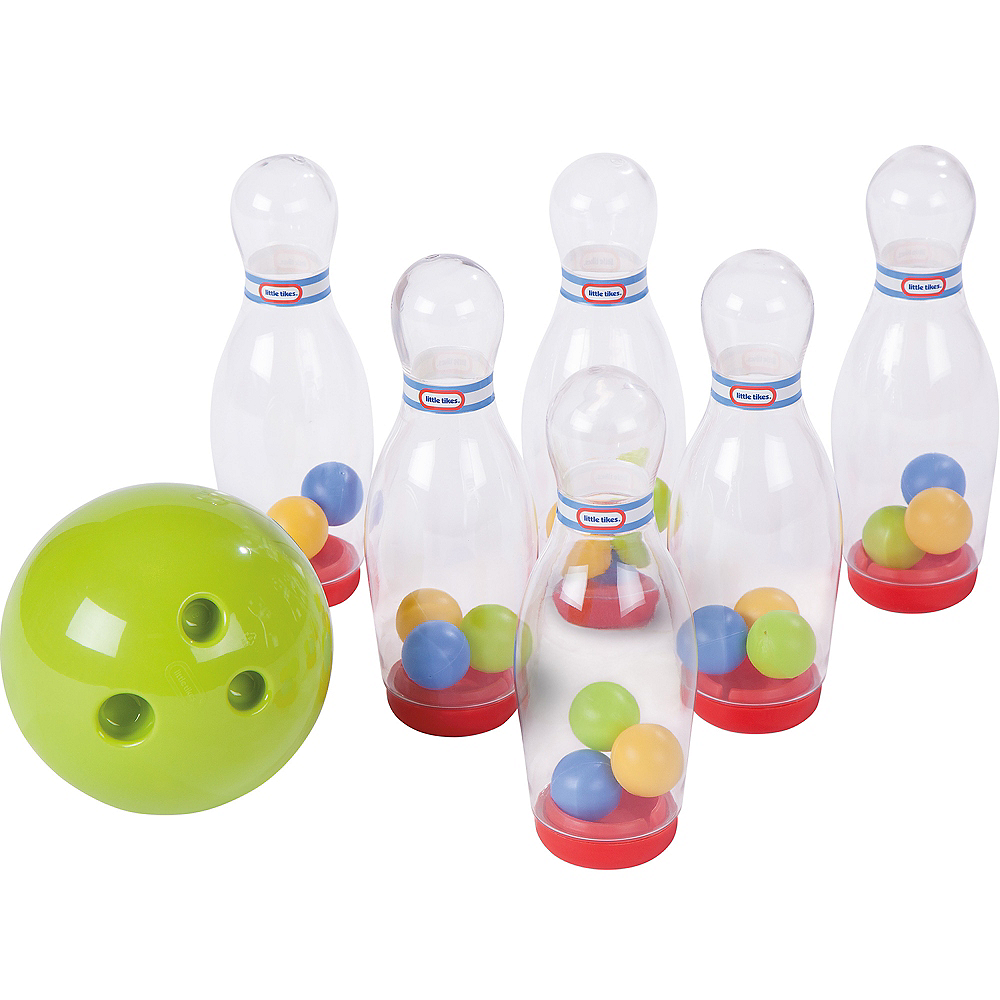 Little Tikes Clearly Sports™ Bowling Image #2