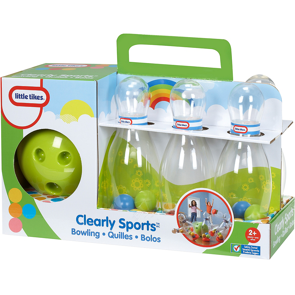 Little Tikes Clearly Sports™ Bowling Image #3