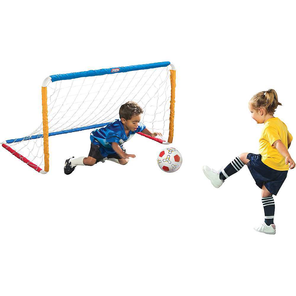 Nav Item for Little Tikes Easy Score™ Soccer Set Image #2