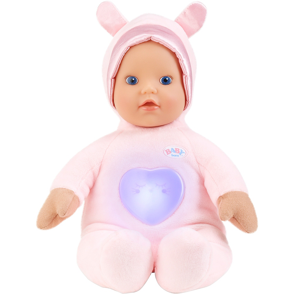 Baby Born Light Pink Goodnight Lullaby Baby Image #2
