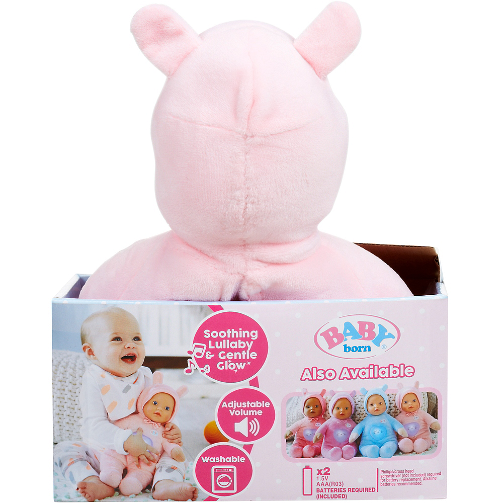 Baby Born Light Pink Goodnight Lullaby Baby Image #3