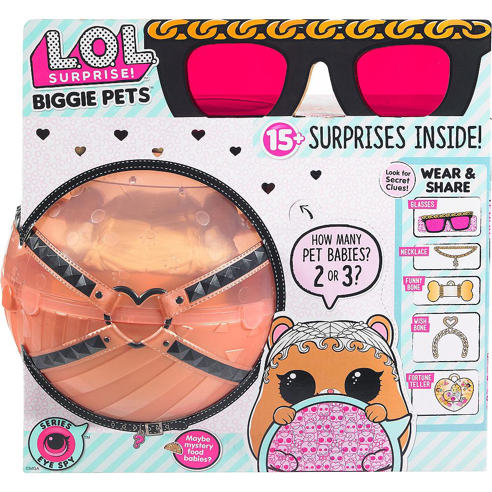 L.O.L. Surprise! Biggie Pets Mystery Pack Image #1