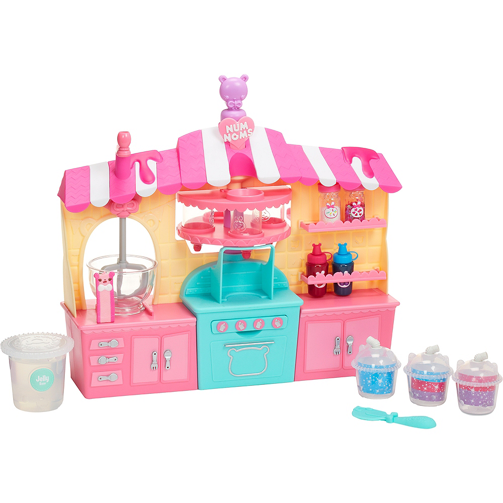 Num Noms Snackables Silly Shakes Maker Playset Image #2