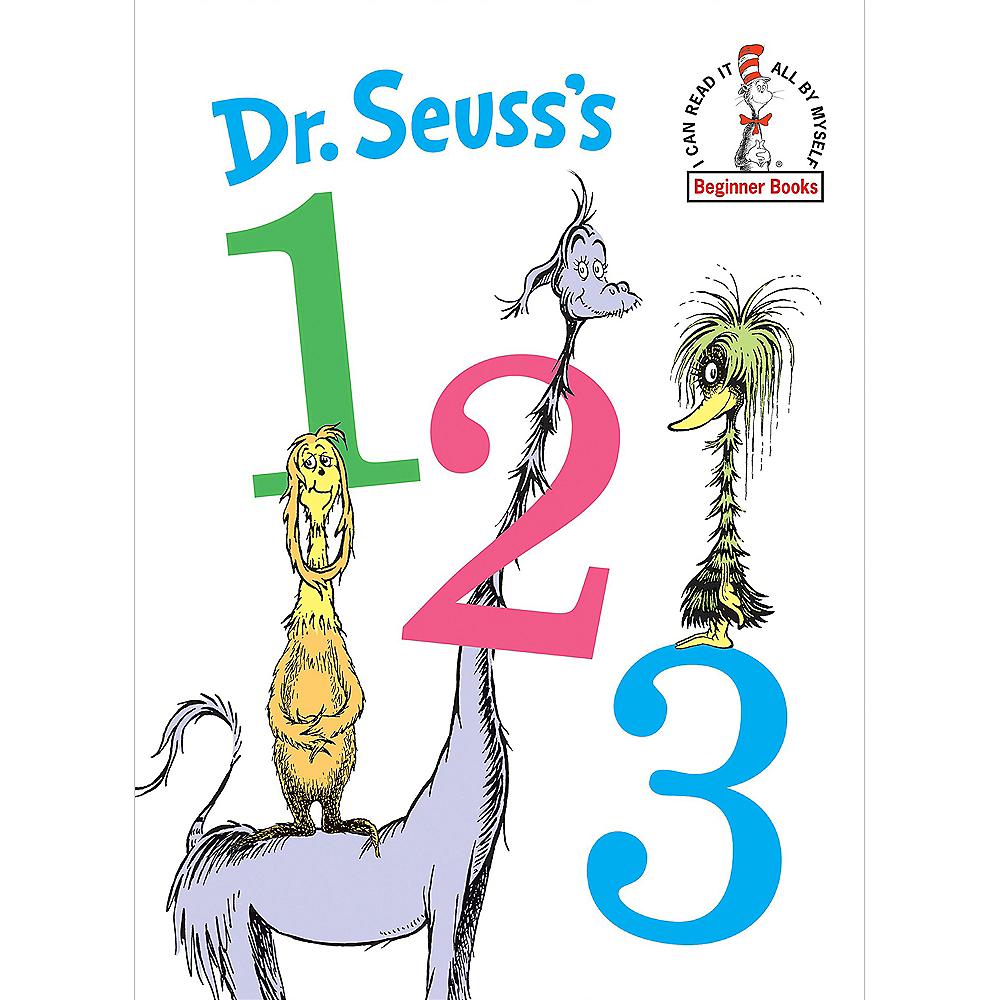 Dr. Seuss 1 2 3 Book Image #1