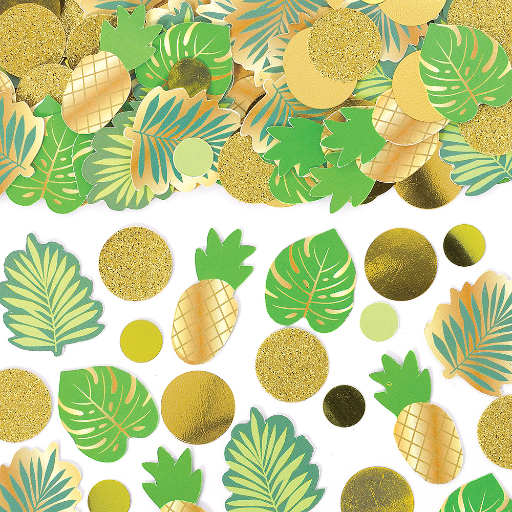 Tropical Confetti Image #1
