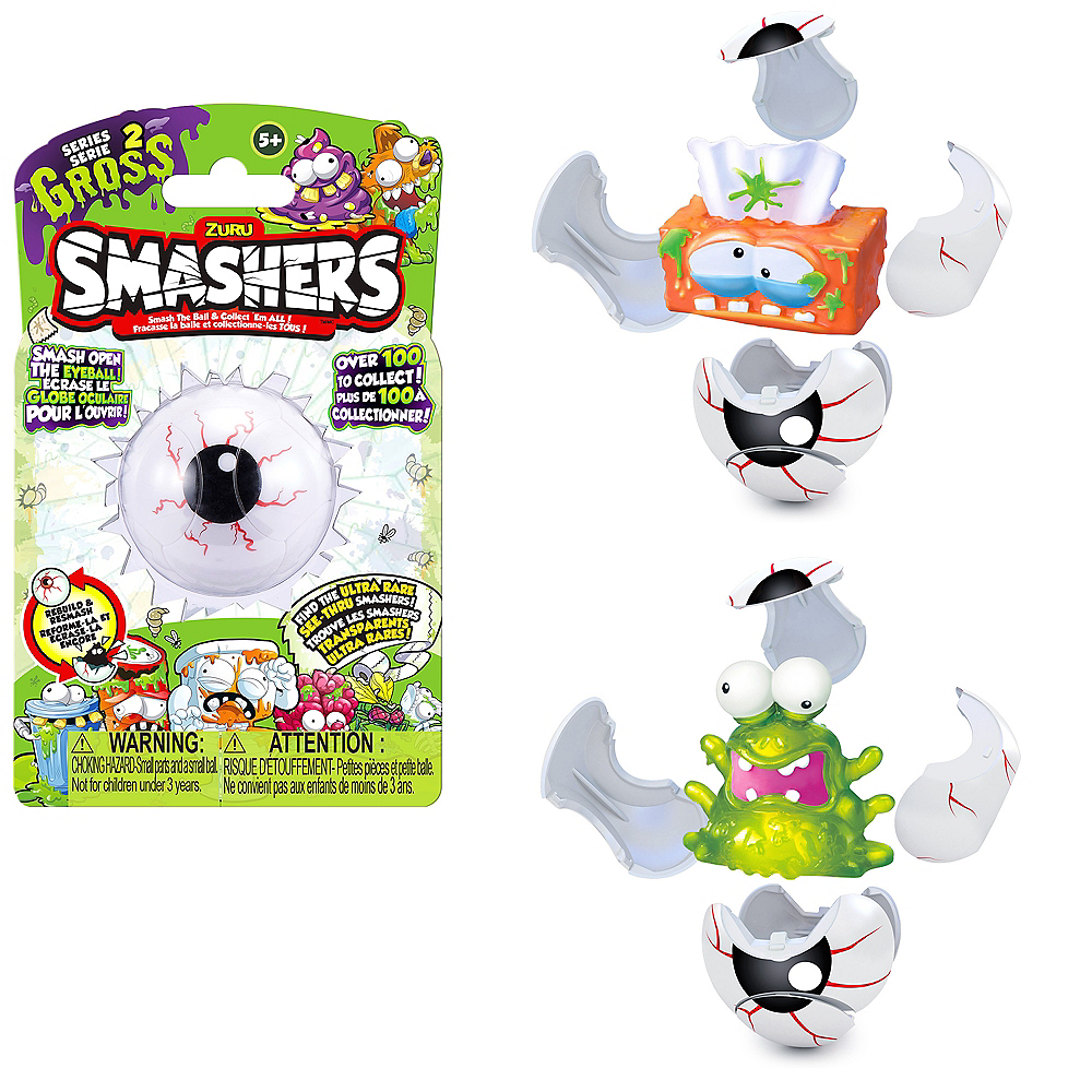 Gross Smashers Series 2 Mystery Pack Image #1