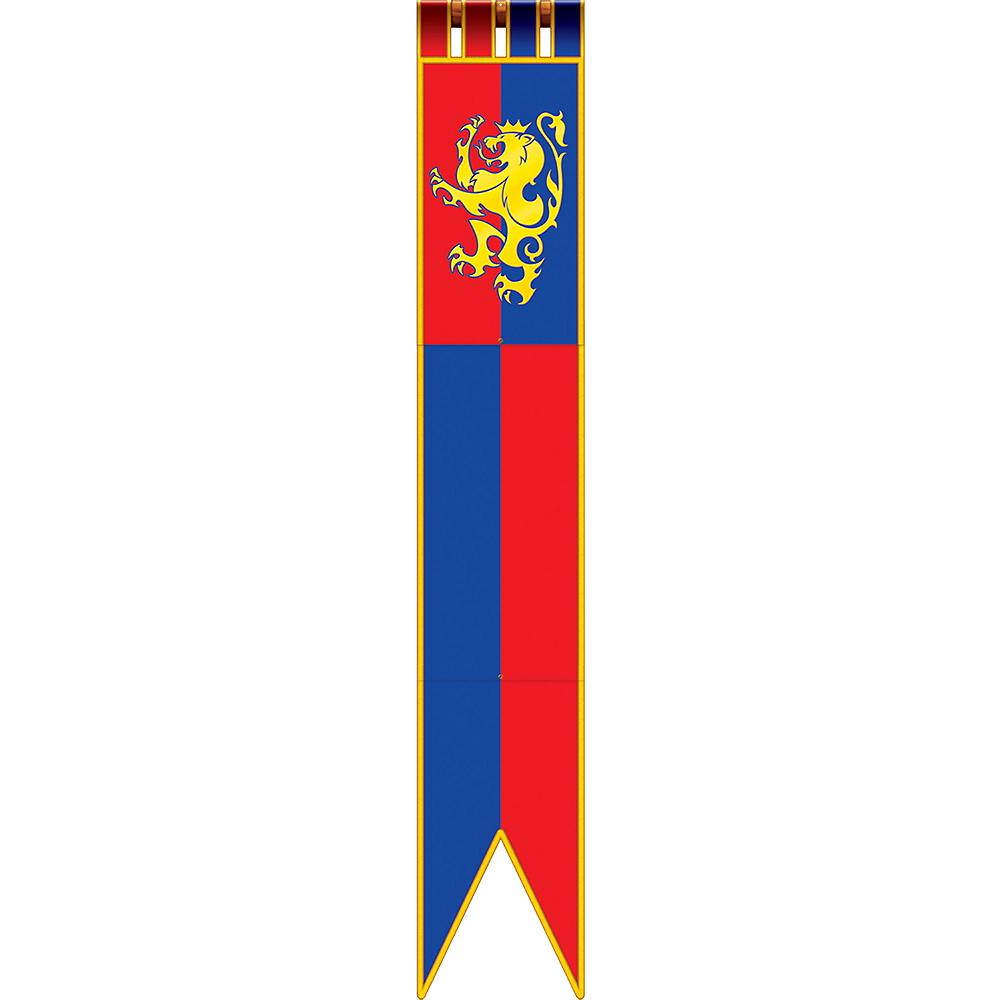 Medieval Banner 1ft X 6ft