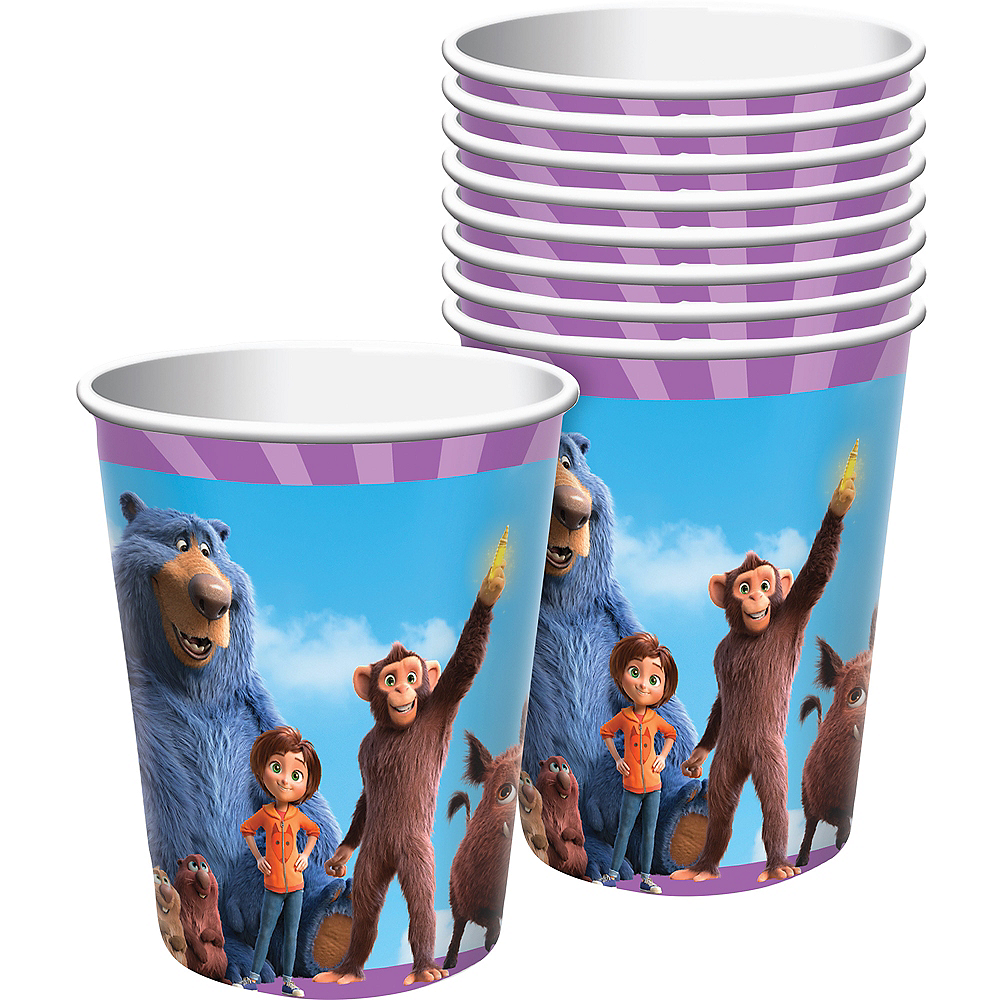 Wonder Park Cups 8ct Image #1