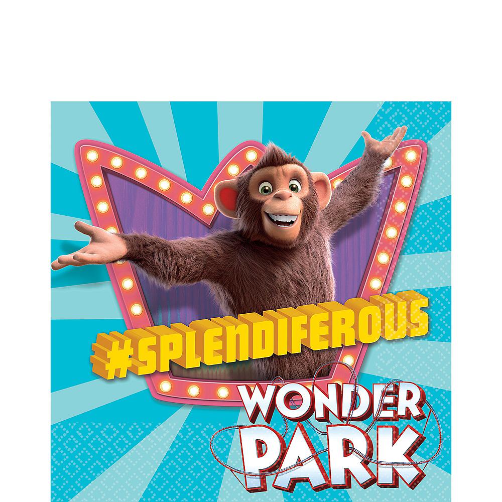 Wonder Park Lunch Napkins 16ct Image #1