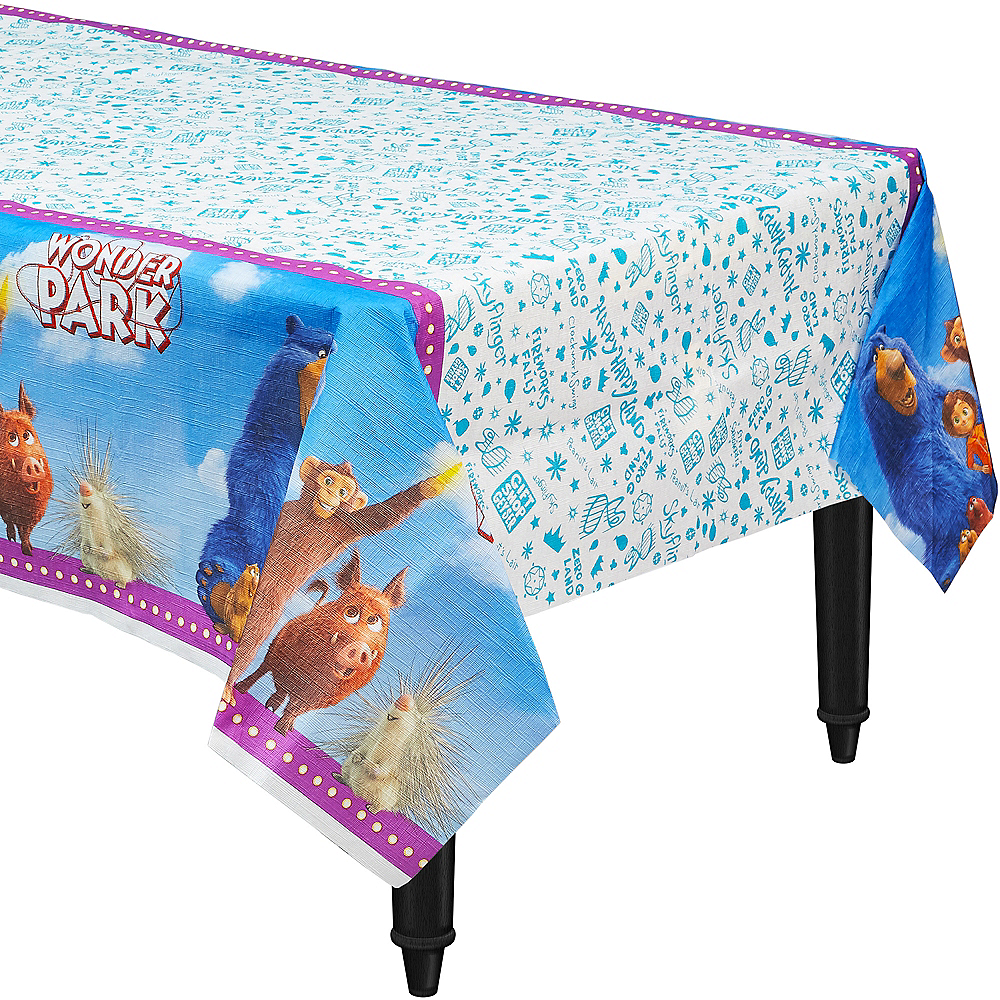 Wonder Park Paper Table Cover Image #1