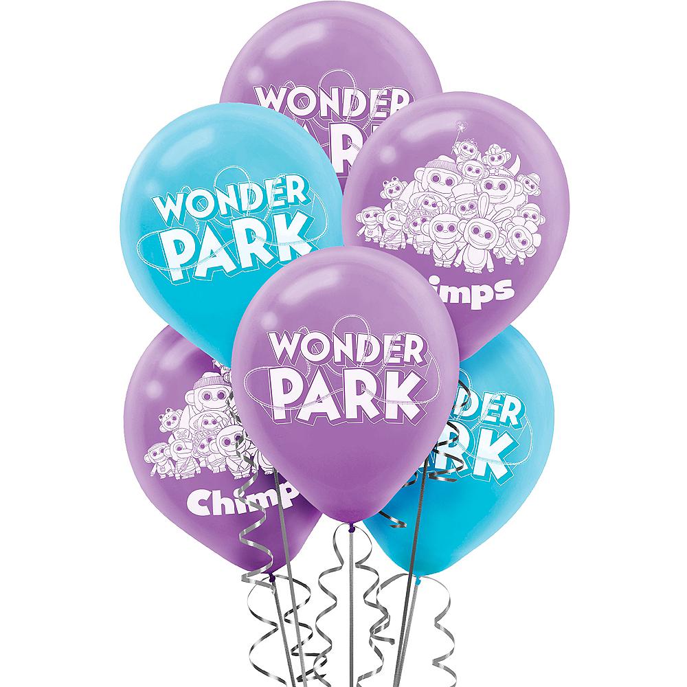 Wonder Park Balloons 6ct Image #1