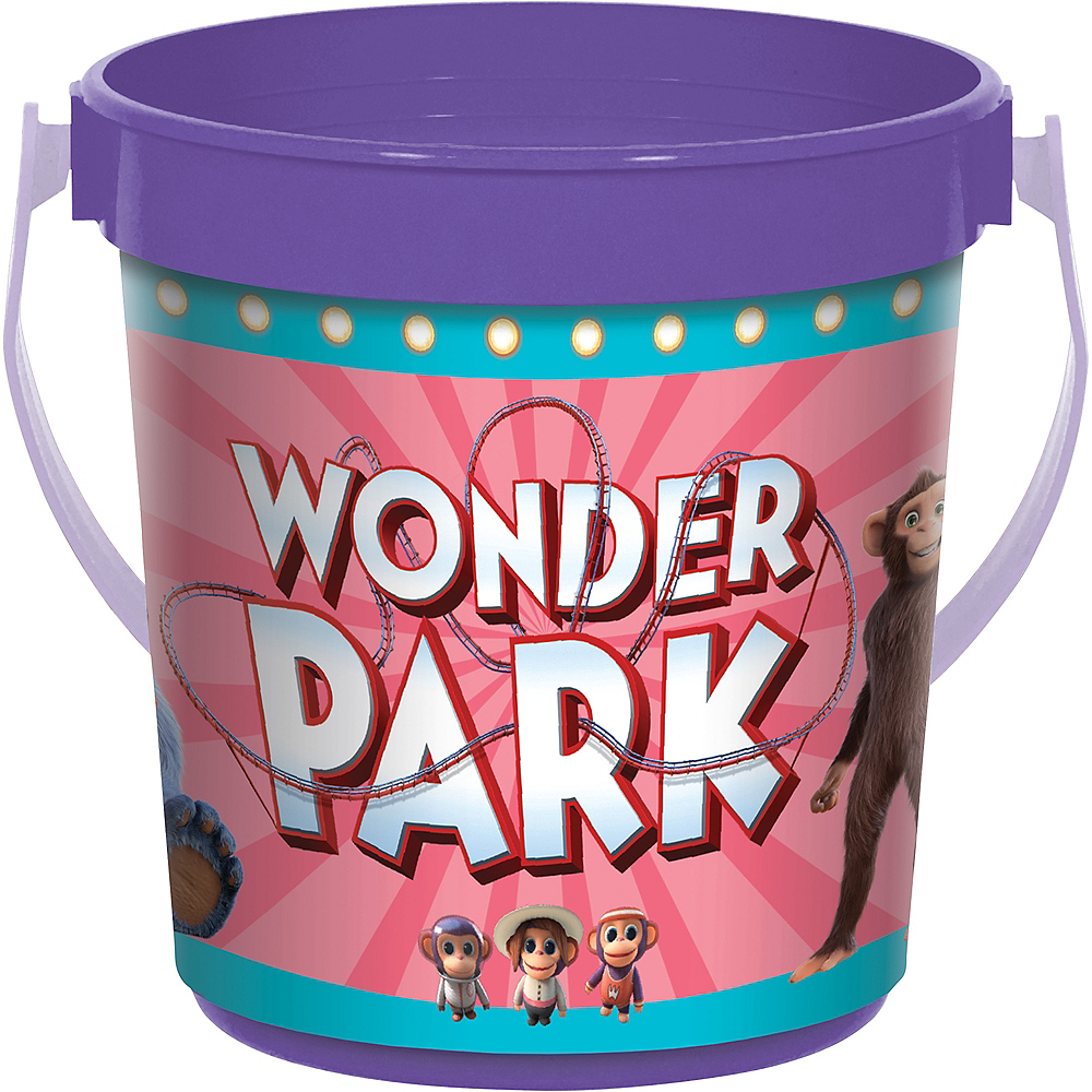 Nav Item for Wonder Park Favor Container Image #1