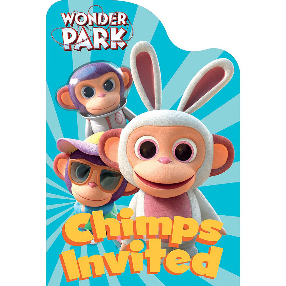 Wonder Park Invitations 8ct Image #1