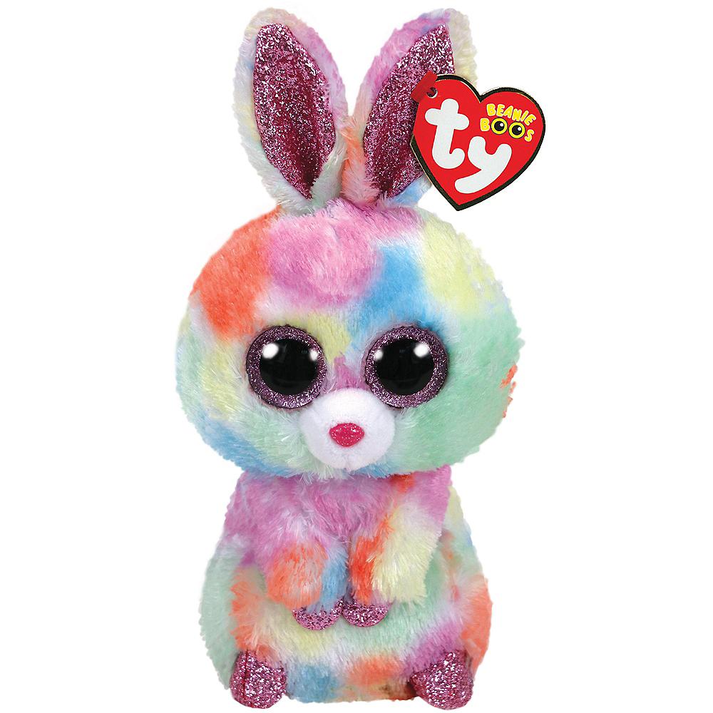 Bloomy Beanie Boo Bunny Plush 4in x 8 1 2in  85c6d4b0fbb