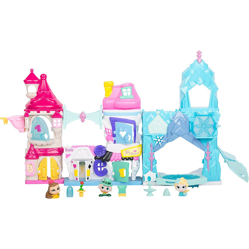 Disney Doorables Deluxe Playset - Series 1 Image #2