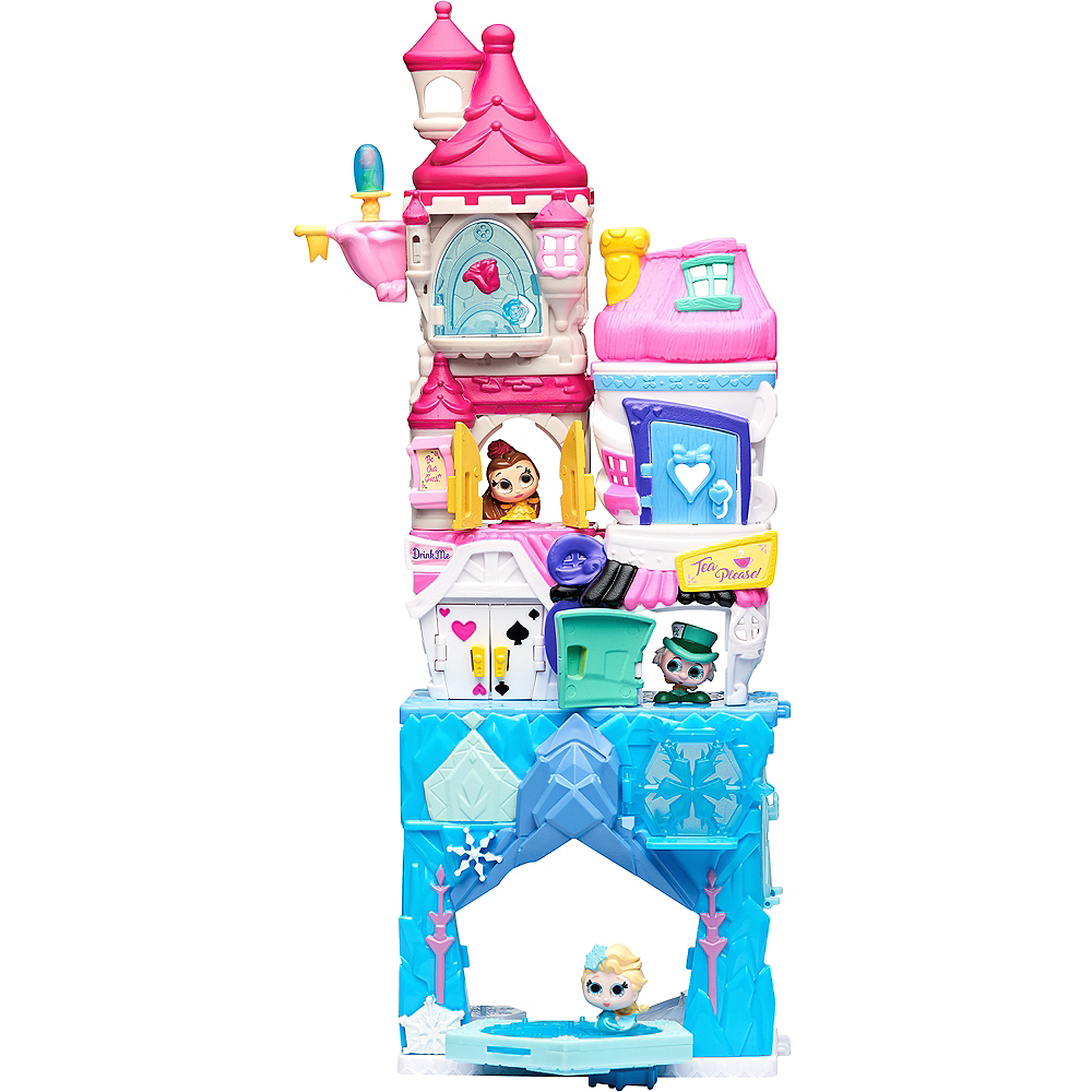 Disney Doorables Deluxe Playset - Series 1 Image #3