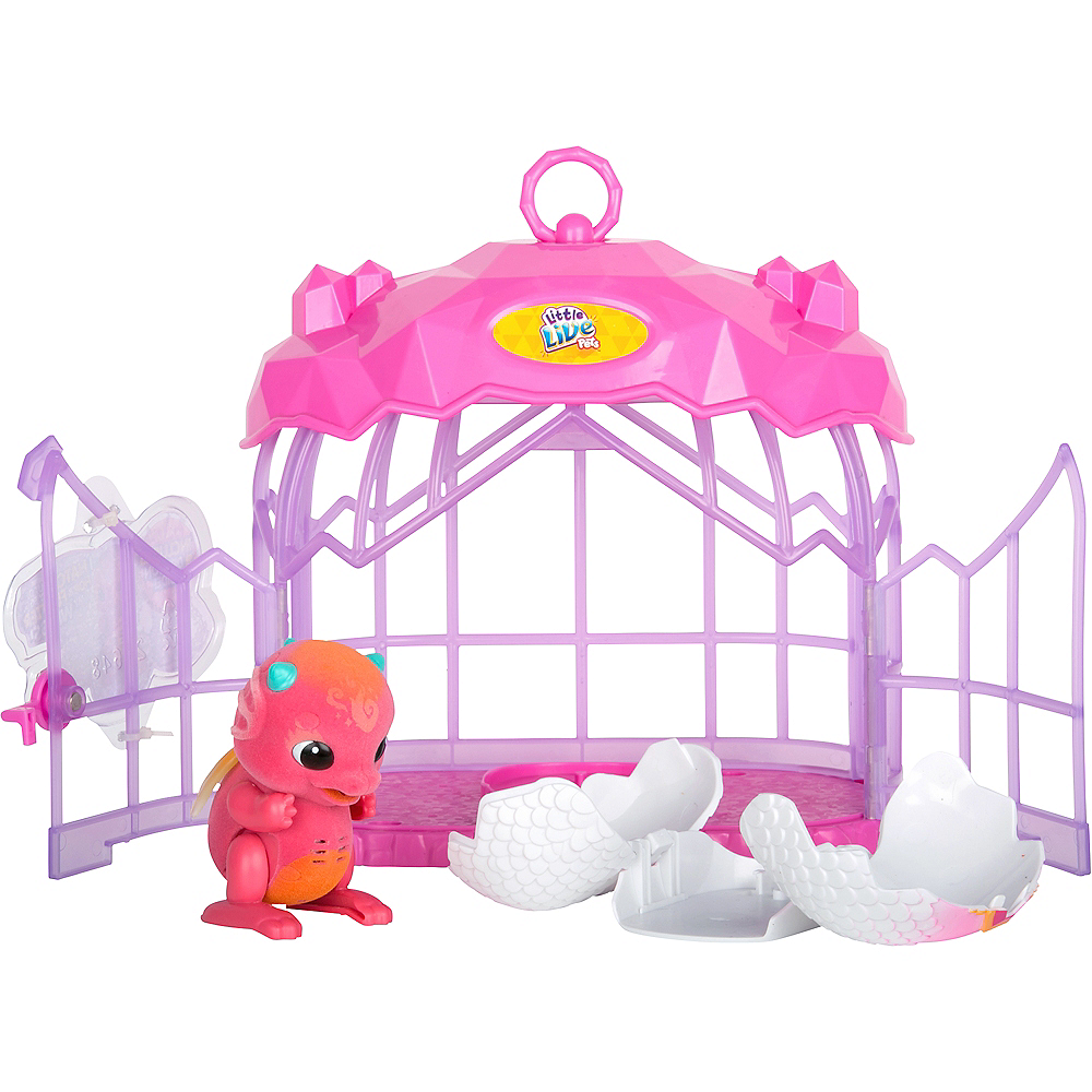 Little Live Pets Dragon Cage Playset Series 1 Image #2