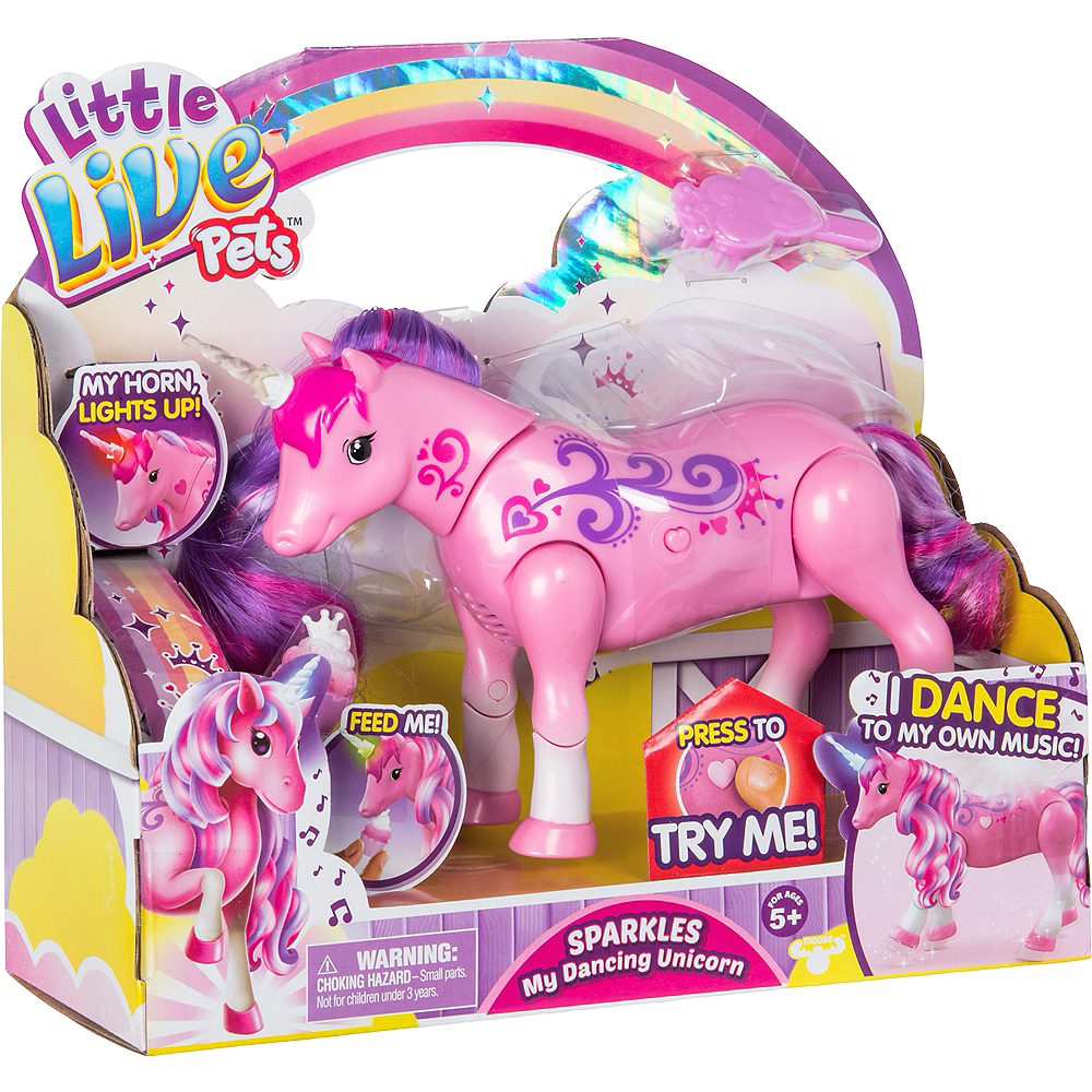Little Live Pets Unicorn Single Pack Series 1 Image #2